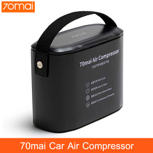 Original 70mai Air Compressor Tire Inflator Auto Tyre Pumb 70 MAI Protable Electric Car Air Pump Mini Vompressor 12V