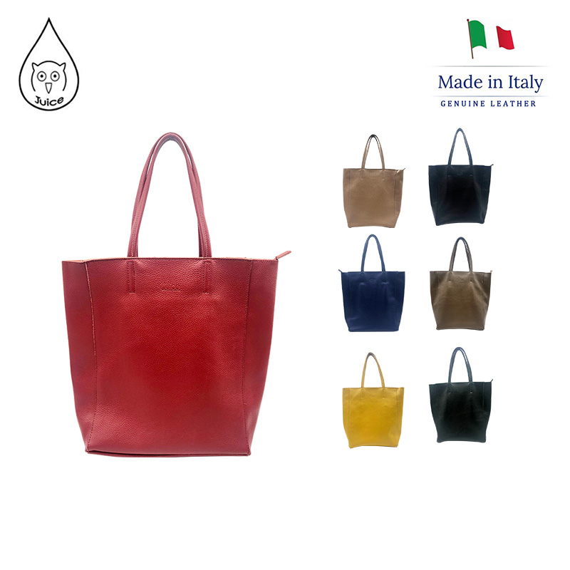 JUICE ,made In Italy, Genuine Leather, Women Bag,handbag/Shoulder Bags,dollaro Leather Soft Leather 112198