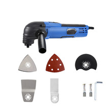 Oscillating Multi-Tools 280W 220V 6-speed Hand-held Electric Trimming Oscillating Machine for Woodworking / Plishing self ordered fronts under oscillating zero mean forces