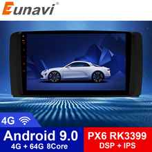 1024*600 Octa Core Android 9.0 Car DVD for Mercedes Benz AMG/R Class W251 R280 R300 R320 R350 GPS Radio Stereo 4GB RAM 64GB ROM недорого