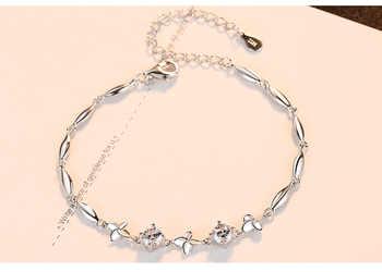 Femminile braccialetto zircone braccialetto boutique