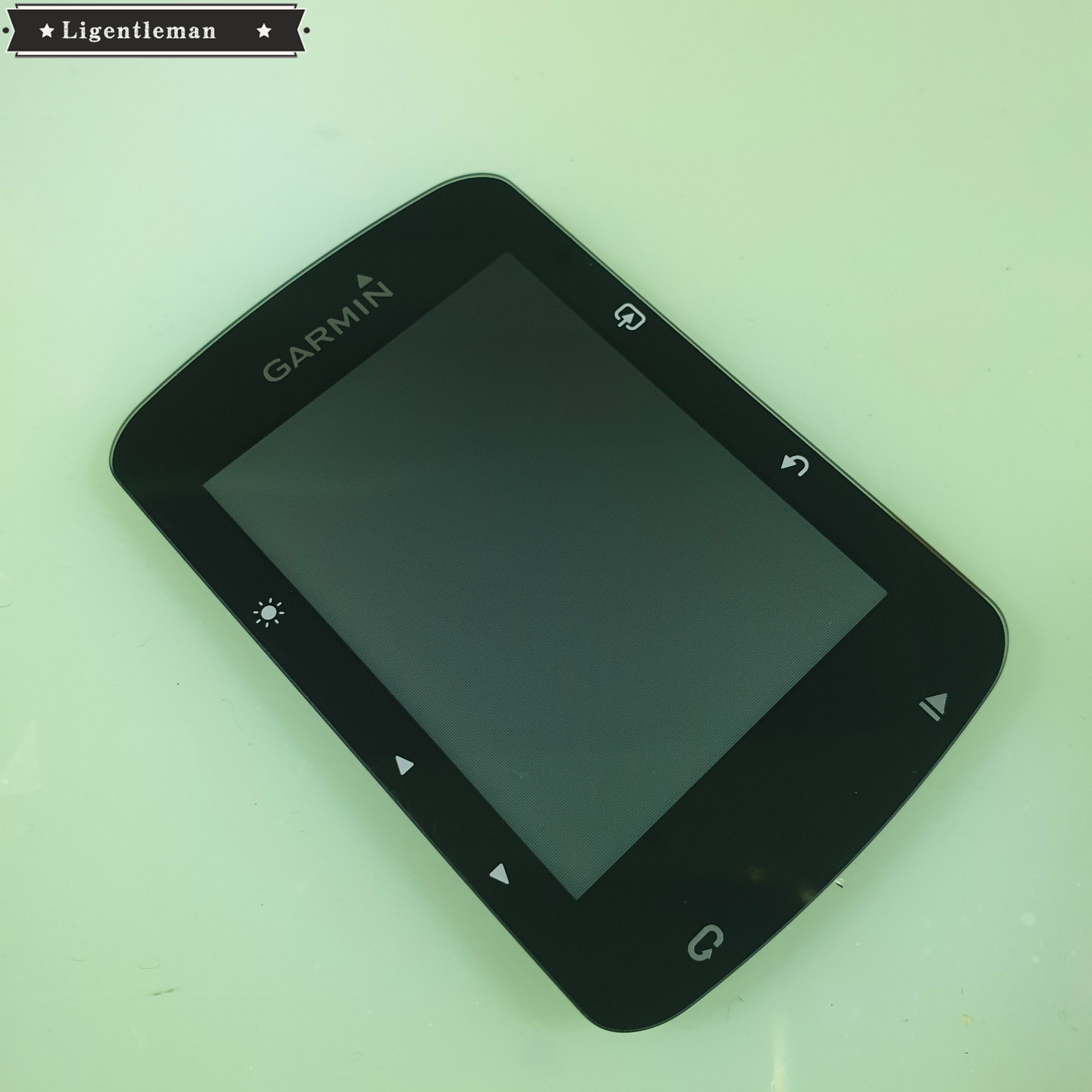 Original Used LCD Screen For GARMIN EDGE 520 With Touch  Digitizer For Edge 520 Screen Garmin Lcd Repair Replacement