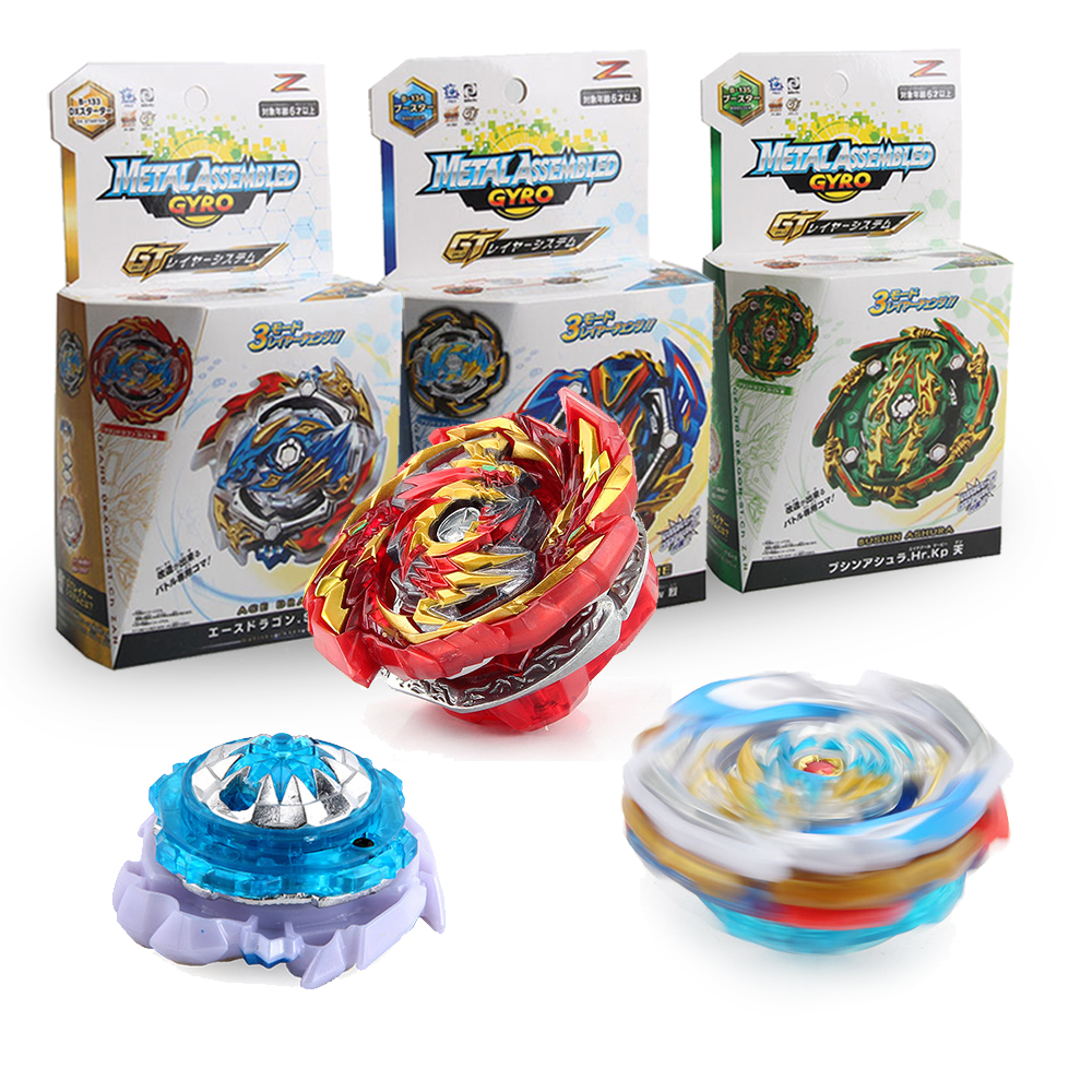 1 Pack Bayblade Burst Gt Bey Blade Burst Turbo Boys Toys Arena Launcher Battle Set Spinning Tops Toupie Metal Fusion Stadium