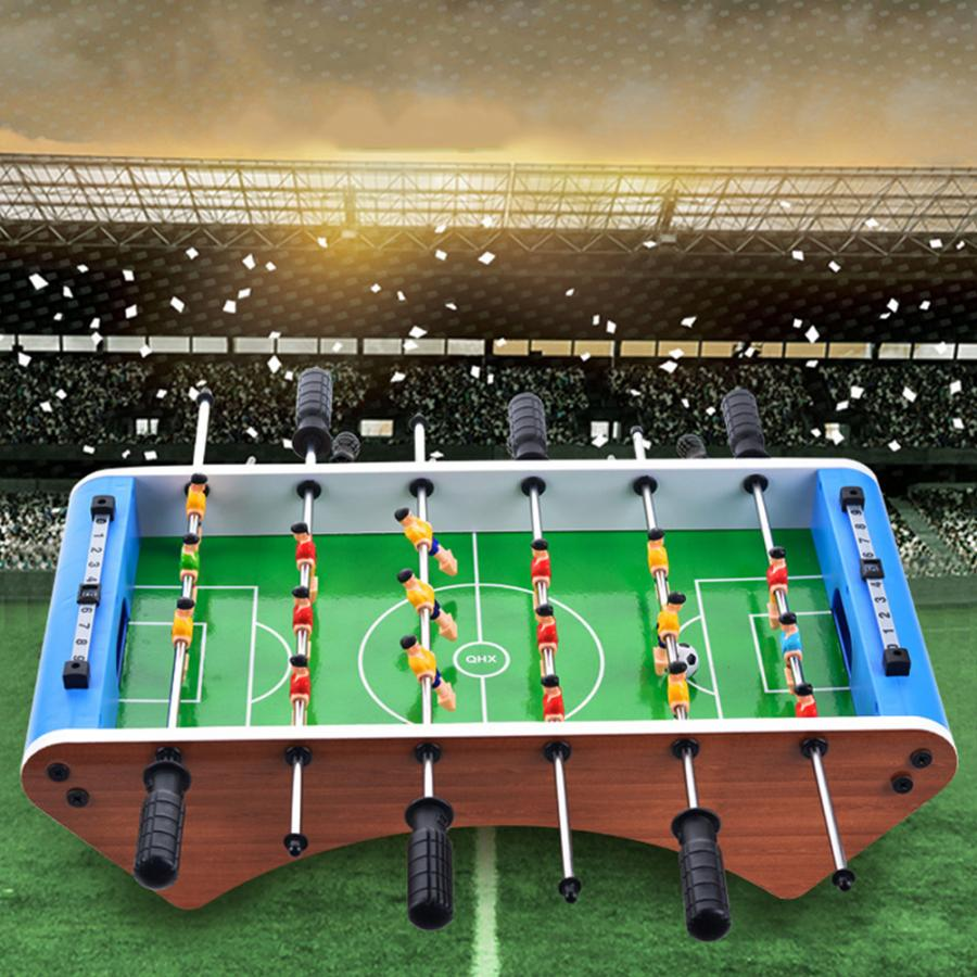 Table Football Soccer Game 6 Rods 6