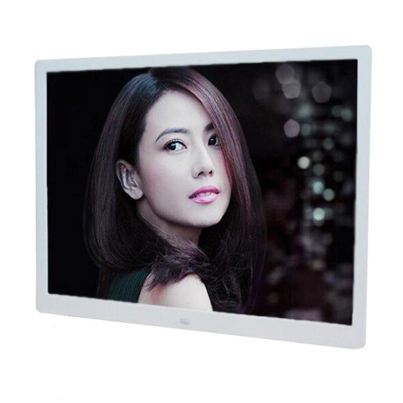 10-дюймовый экран светодиодный Ной подсветкой HD 1024*600, цифровая фоторамка электронный альбом для фотографий Music Movie с дистанционным управлени...