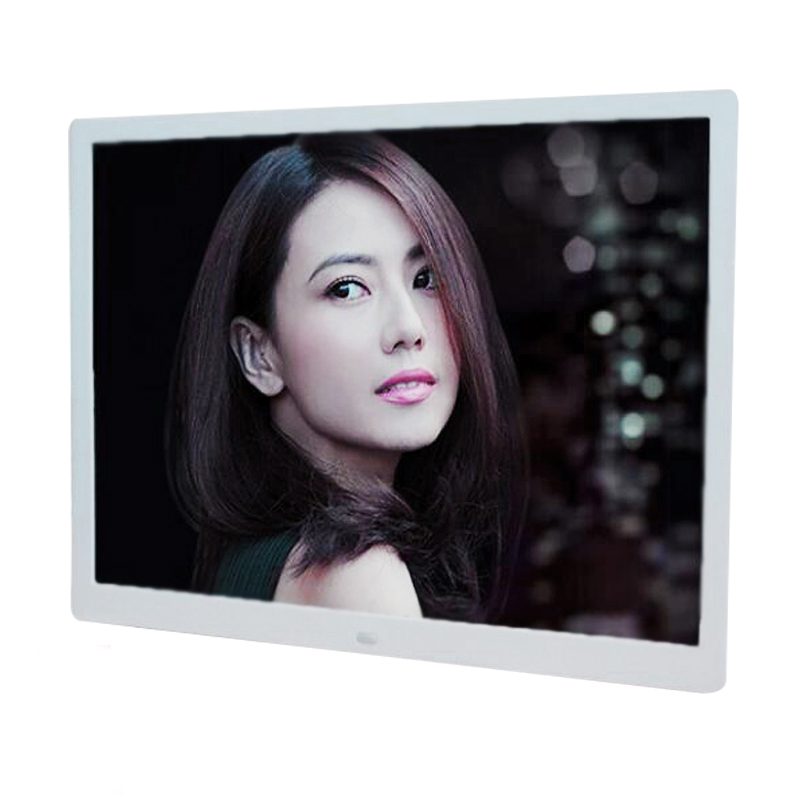 10 inch Screen LED Backlight HD 1024*600 Digital Photo Frame Electronic Album Picture Music Movie with Remote Control image
