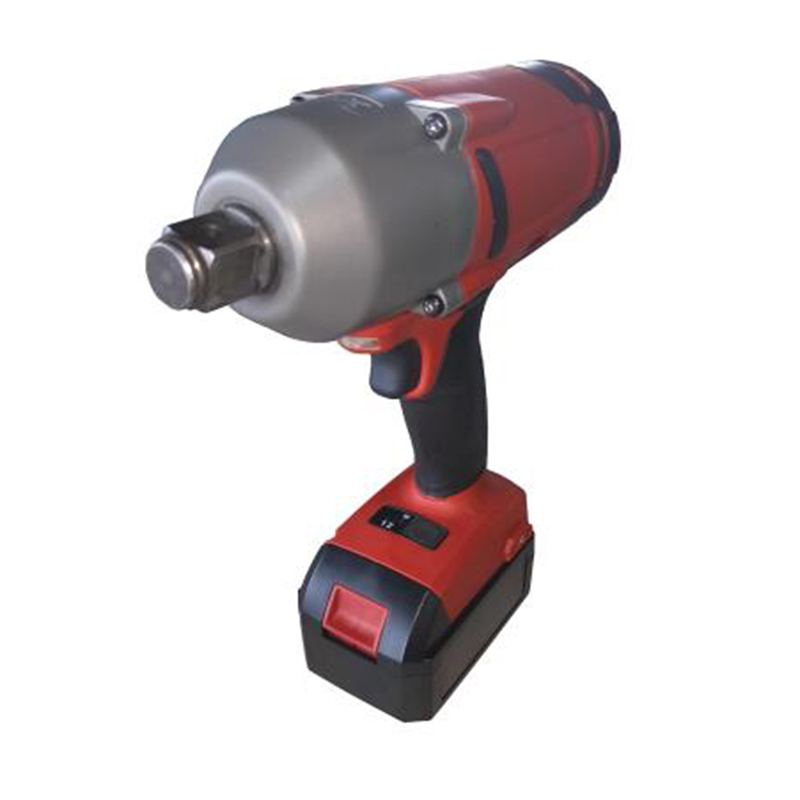 1200NM Torque 3/4″ Impact Wrench for 18v li-ion Milwaukee <font><b>M18</b></font> Battery twist truck nut racing nut big nut remove truck tire image
