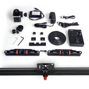 Image 5 - Commlite CS EBSL 120 ComStar Electronic Motorized Camera Track Video Slider Video Stabilization for Cinema film and Time lapse