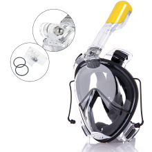 New Design Diving Mask Scuba Underwater Anti Fog Full Face Snorkeling Women Men Kids Swimming Snorkel Equipmet