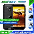 Ulefone Armor X7 смартфон с 5,5-дюймовым дисплеем, четырёхъядерным процессором, ОЗУ 2 Гб, ПЗУ 16 ГБ, Android 5,0