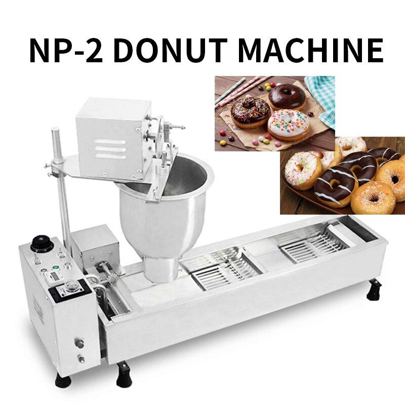 Machine à beignet 3.2KW machine à anneau de blé doux beignet formant la machine