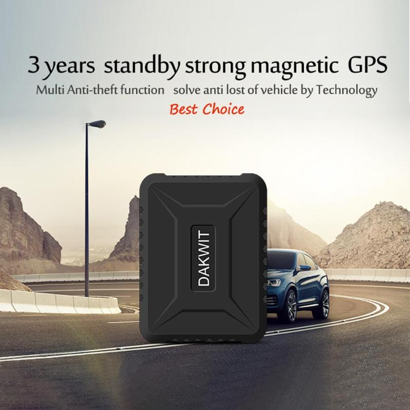 TK800b Car Wireless Tracking Locator GPS Tracker Real Time Locator Car Locator Magnet Monitor Do Not Need To Install