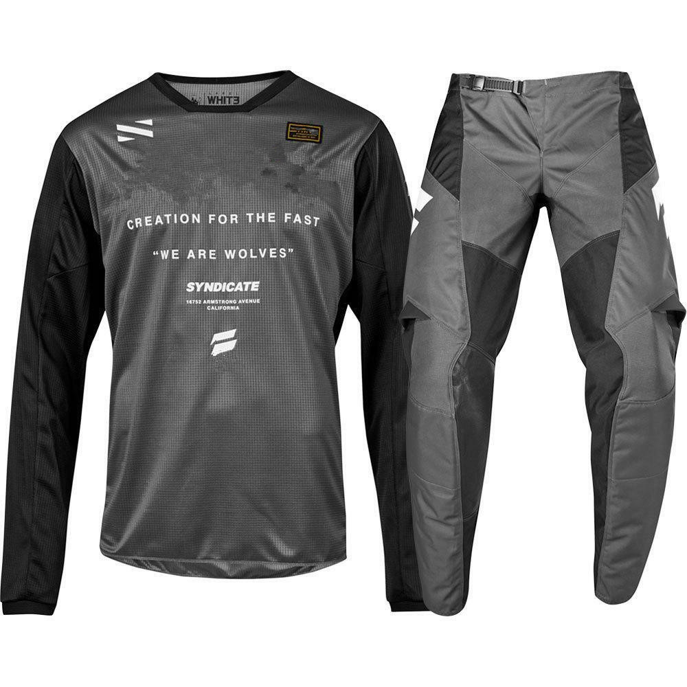New 2019 Racing 3LACK LABEL Pant & Jersey set Combo Jersey + Pants suit Racing Gear Combination