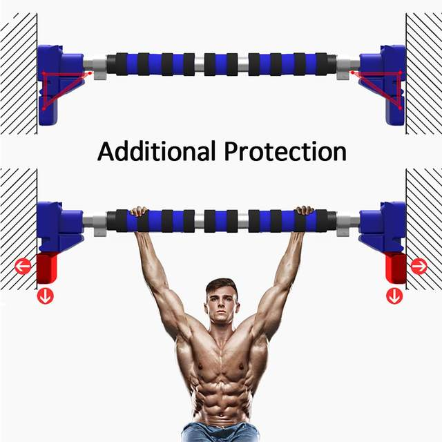 Stainless Steel Pull Up Bar 2