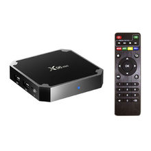 X96 MINI Android7.1 Smart TV Box S905W 4K Quad Core H.265 HD Medien 1GB+8GB(China)