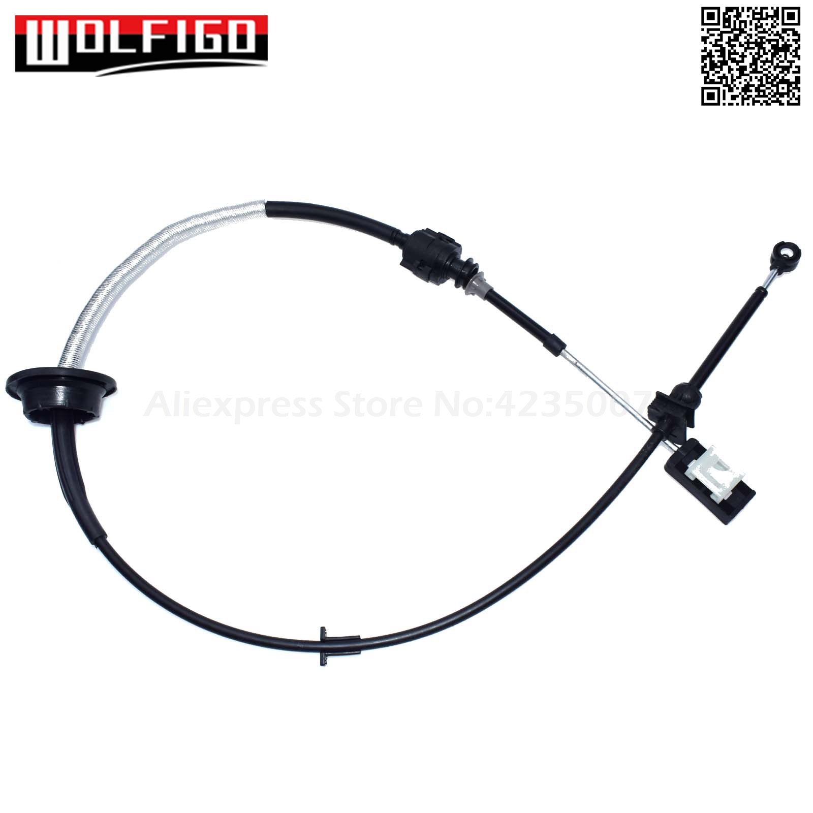 Transmission Shift Cable Ford F-150 2005-2008 Column Shift Only