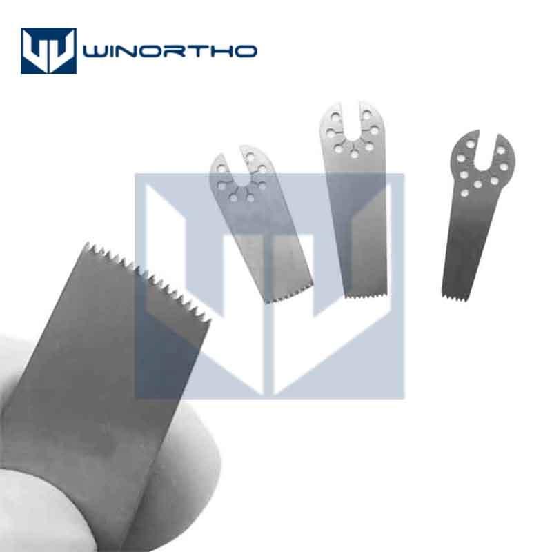 Orthopedic Instrument Veterinary Surgery Blade Saw,orthopaedic Tools Oscillating Saw Blades Orthopedics Bone Medical