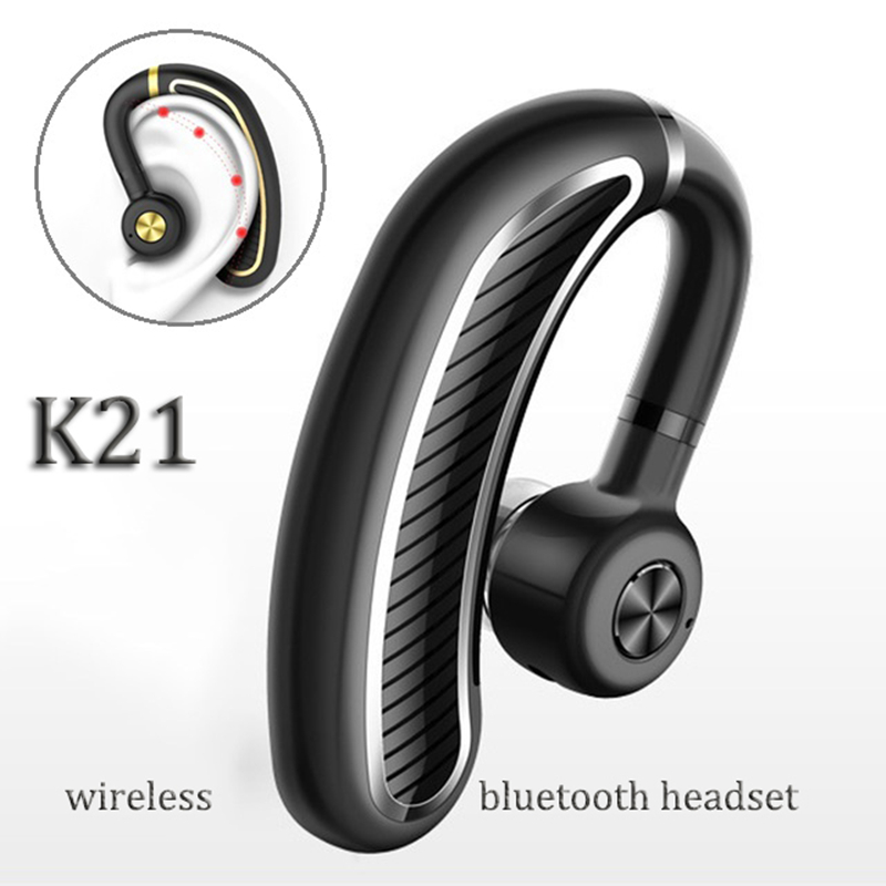 K21 Bluetooth Headphones Wireless Earphones One Side Earbuds Waterproof Headsets For Iphone Xiaomi Redmi Samsung Ios Android Bluetooth Earphones Headphones Aliexpress