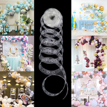 Backdrop-Decoration Ballon-Accessories Chain Arch Wedding Christmas-Balloons Birthday-Party