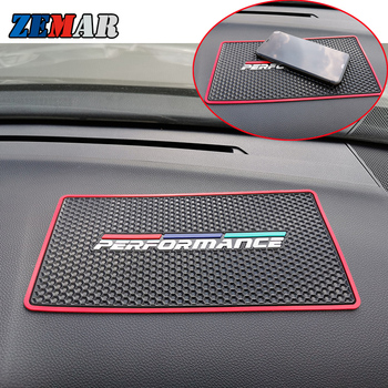 Car Dashboard Anti Slip Mat Phone Holder For BMW E36 E46 E90 F30 E60 E39 F10 F20 X5 E70 E53 G30 E91 E92 M interior Accessories image