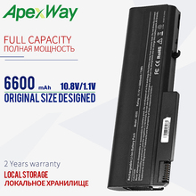 9 Cells 6600 mAh 11.1v Laptop battery for HP EliteBook 6930p 8440p 8440w for ProBook 6440b 6445b 6450b 6540b 6545b 6550b 6555b