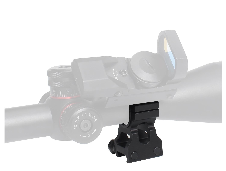 T-eagle 25.4mm 30mm riflescope monta anel 20mm