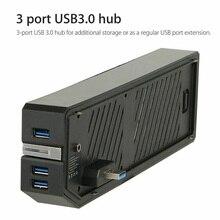 جديد لـ XBOX ONE USB 3.0 التخزين الخارجي HDD محول بنك الذاكرة توسيع الفحم ل XBOX ONE المحمولة التخزين الخارجي HDD محول