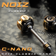 LAUTIE Fingertip Gyro Noise C-NANO EDC Out Of Print Decompression Luminous Toy