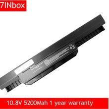 7XINbox 10,8 V 5200 мА/ч, A31-K53 A32-K53 A41-K53 A42-K53 ноутбук Батарея для ASUS A43E A43J K43S K43U K53J K53SV X43SJ X44 X53S X54