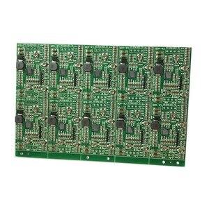 Image 4 - كامل دفعة لوحة تركيبية LCD TCON مجلس VGL VGH VCOM AVDD 4 قابل للتعديل Gold 92E