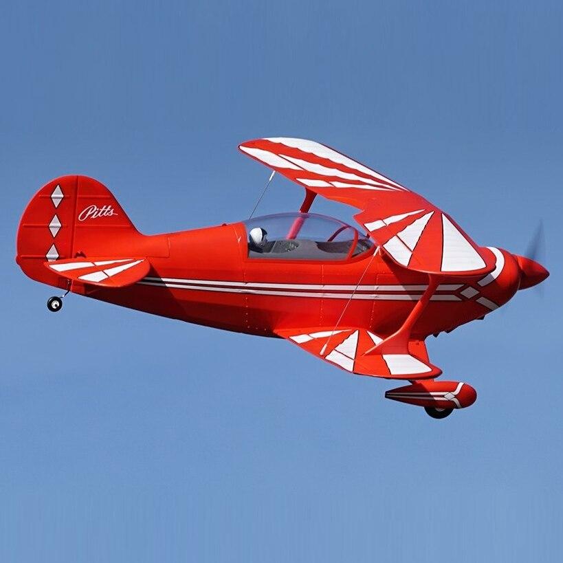 Радиоуправляемый самолет FMS 1400 мм Pitts V2 PNP FMSPT
