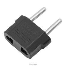 Universal US AU UK To EU Plug Travel Wall AC Power Charger Adapter Converter