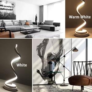 Image 5 - Modern 20W LED Table Lamp for Home Bedroom Reading Desk Light Bedside Lamp Study Eye Protect US/EU Plug