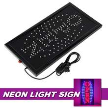 OPEN Neon Sign LED Light Tube Board Handmade Visual Artwork Bar Club KTV Wall Decoration Commercial Lighting Colorful Neon Bulbs cheap Smuxi other indoor Outdoor Professional 7000K 3000K 110V Neon Sign Light