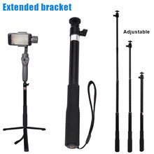 Estensione Asta Pole Scalabile Bastone Handheld Gimbal Accessori per DJI Osmo Mobile 1 LHB99(China)
