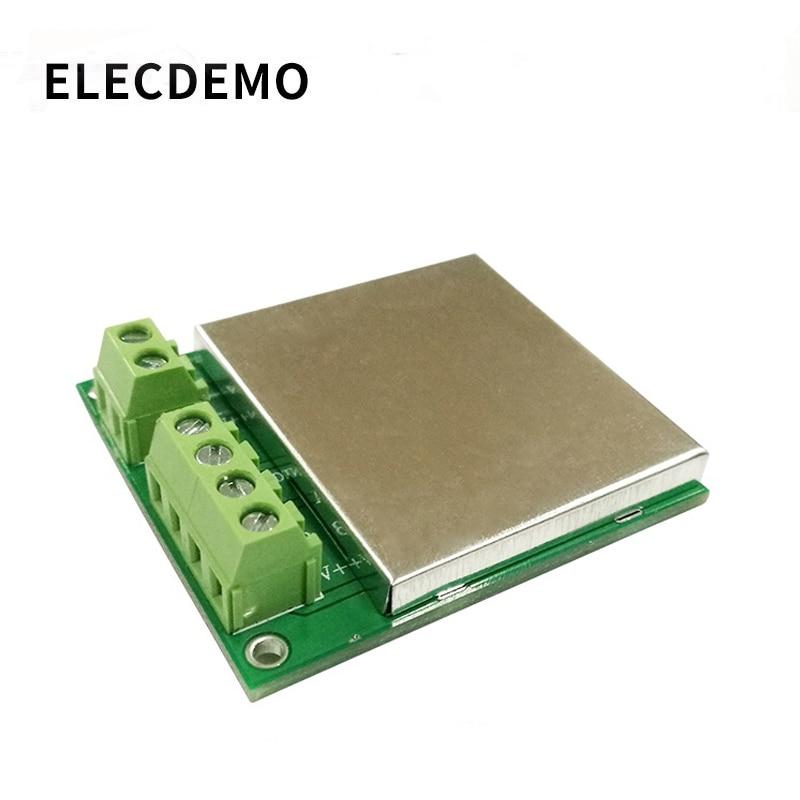 K-type Thermocouple Module RS485 MAX6675 Temperature Sensor Acquisition Module MODBUS Communication Function Demo Board