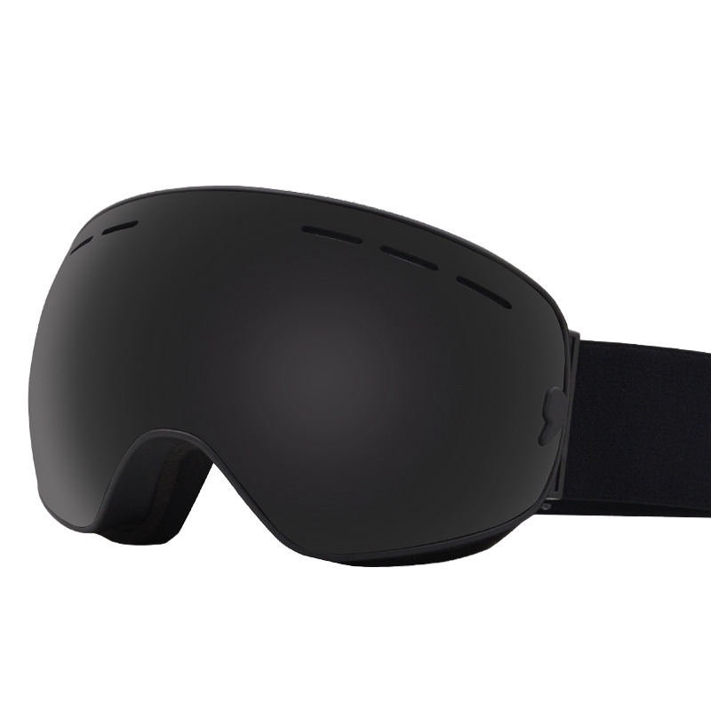 Ski Glasses Double Anti-Fog Large Spherical Snow Goggles Cocaine Myopia Ski Goggles