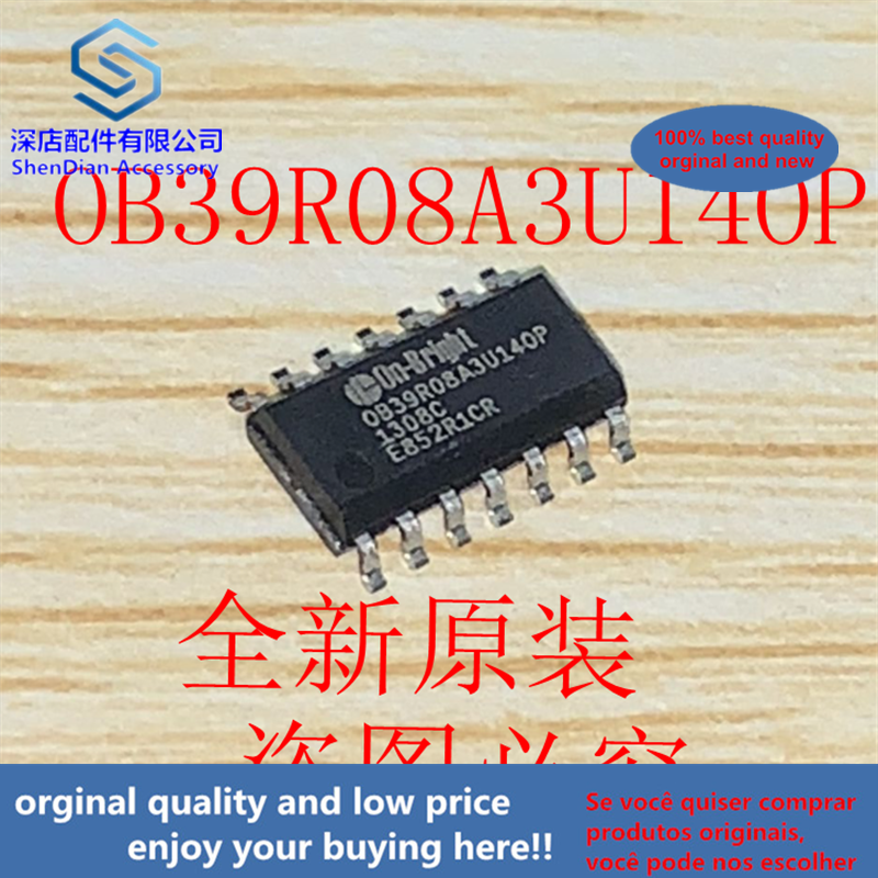 10pcs 100% Orginal And New OB39R08A3U14OP SOP OB39R08A3U140P  Best Qualtiy