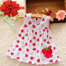 2018 Summer Baby's Headband Newborn Baby Girl Clothes Floral Tank Top +2PCS Outfits Bebek Giyim Toddler Kids Clothing Set(China)