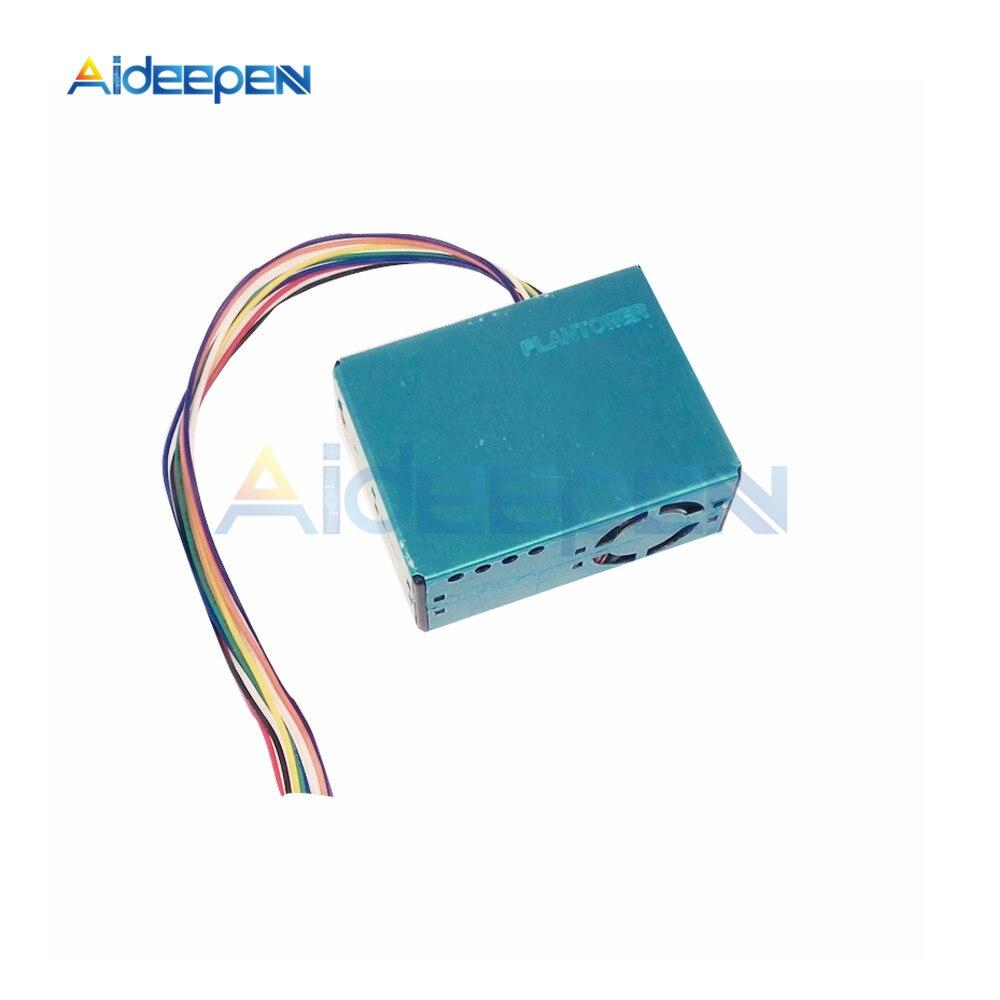 PMS5003 PM 2,5 Sensor Modul PM 2,5 Luft Partikel Staub Laser Air Qualität Sensor Elektronische DIY