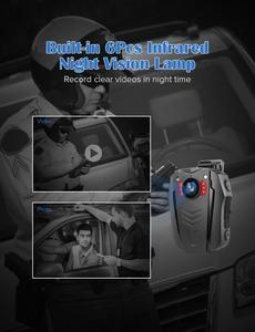 Image 3 - BOBLOV – caméra corporelle WiFi 1296P, portable, Vision nocturne, mémoire intégrée