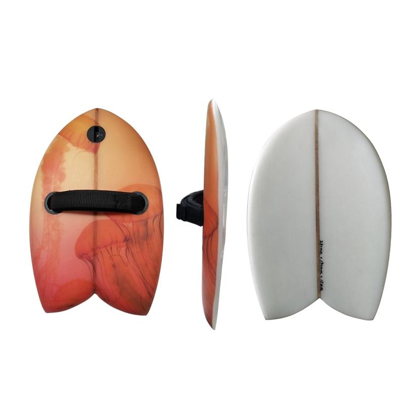 Surf Board Bodysurfing Handboard / Handplane For Body Surfing, Easy Portable, Lightweight, Durable, Excellent Buoyancy Surfboard