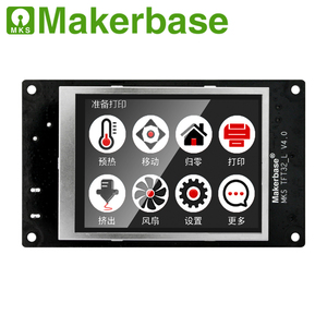 Image 4 - 3D Printer Parts Control Board MKS SBASE V1.3 32 bit Platform Open Source Smoothieboard with MKS TFT32 V4.0 Smart Touch Screen