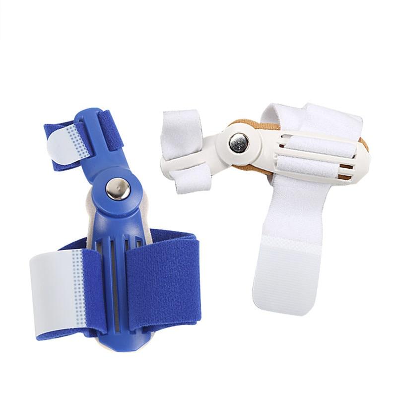 2pcs Bunion Splint Toe Straightener Corrector Foot Pain Relief Hallux Valgus Correction Orthopedic Supplies Pedicure Foot Care 2