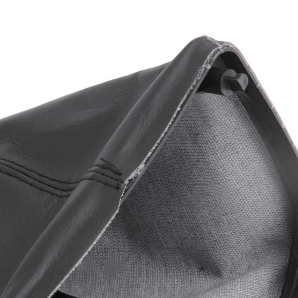 2017 Universal Mobil Gear Debu Penutup Trendi Kendaraan Kulit Gear Shift Tombol Boot Untuk Volkswagen