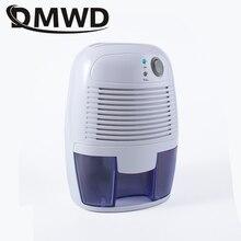 DMWD 휴대용 미니 제습기 전기 조용한 공기 건조기 110V 220V 공기 제습기 습기 흡수기 홈 욕실 EU 미국 플러그