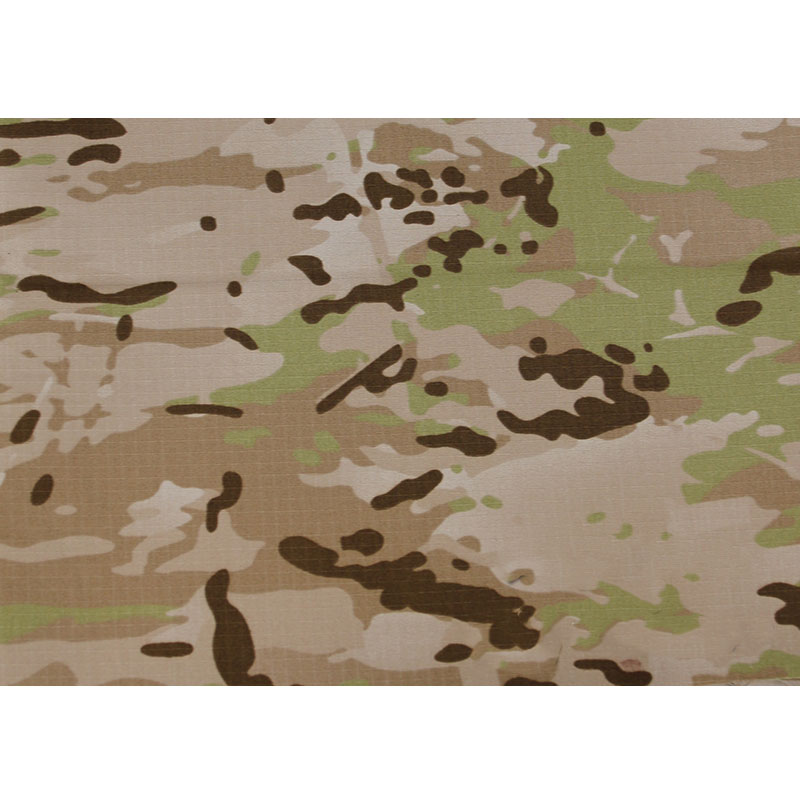 1.5M Width Desert CP Camouflage Fabric Multicam Arid MC Camo TC Cloth Breathable Quick Dry For Tactical Clothes Gun Cover