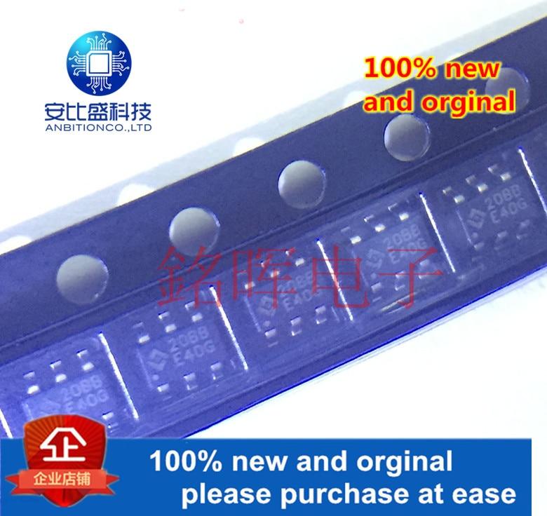 10pcs 100% New And Orginal HY2120-BB Sik-screen 20BB SOT-163 SOT23-6 In Stock