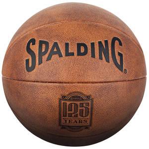 SPALDING Memory-Ball-Global Basketball 125 Limited-Edition 76-512Z Anniversary Size-7-ORIGINAL