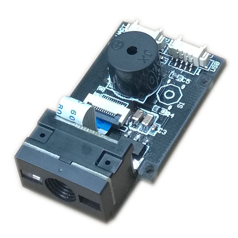 1D 2D Code Scanner Barcodelezer QR-codelezer Module